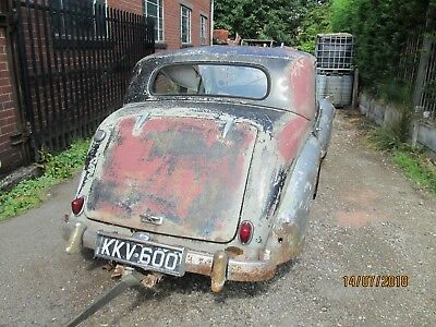 Armstrong Siddeley Whitley Transferable type number XK C D E restoration / parts