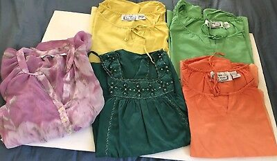 Lot of 5 Womens tops size s