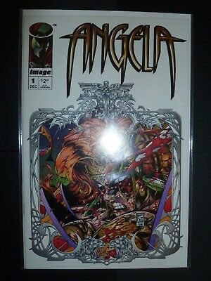 Angela #1 Spawn Image Comics McFarlane