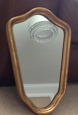 Beautiful Vintage French Mirror in Gilt Frame