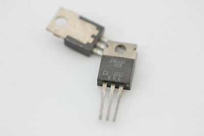 2N6401 RCA TRANSISTOR NOS( New Old Stock ) 1PC. C125U1F060214