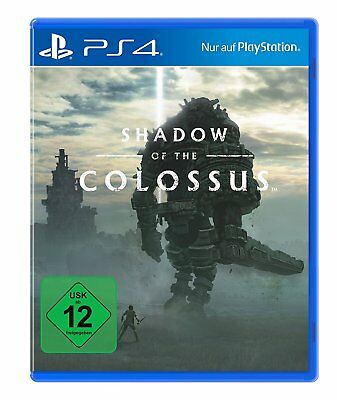 PS4 Shadow of The Colossus Promotional Version, limited Edition!