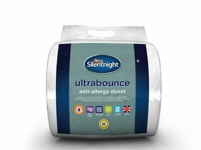 Silentnight Ultrabounce Anti Allergen 13.5 tog Duvet Double