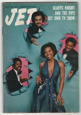 Jet Magazine - 1975 - Gladys Knight And The Pips - Black Americana