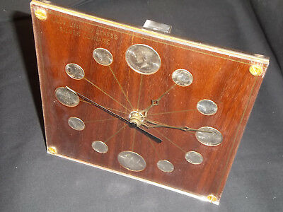 Last United States Silver Coinage Numismatic Marion Kay Clock 1964 Silver