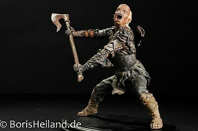 SIDESHOW WETA   Herr der Ringe  Orc Warrior   Lord of the Rings  Lotr