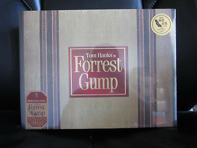 Forrest Gump OAB Blu-Ray Steelbook [Blufans] Gift Box Set Collector's Case New