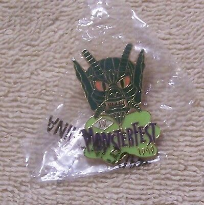 1999 Amc Monsterfest She Creature Balloon Pin