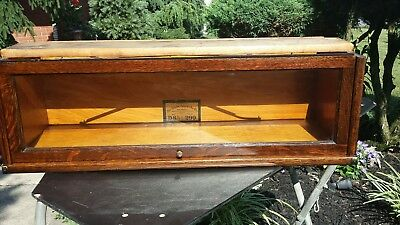 Globe Wernicke Bookcase Section  D 10 1/4. 299