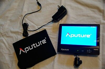 Aputure V-Screen VS-1-7-Inch Digital Video LCD Monitor for DSLR with Sunshade