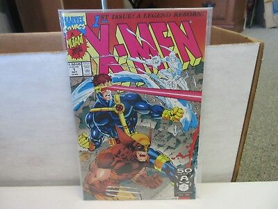 X-Men #1 (Oct 1991, Marvel) Wolverine
