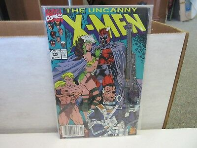 The Uncanny X-Men #274 (Mar 1991, Marvel)