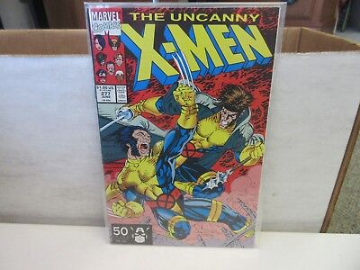 The Uncanny X-Men #277 (Jun 1991, Marvel)