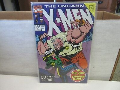 The Uncanny X-Men #278 (Jul 1991, Marvel)
