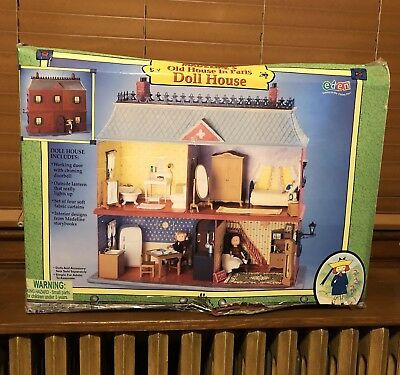 Exceptional MADELINE Doll House U0026 Starter Doll Furniture Set.