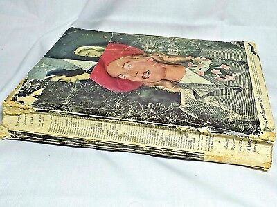 Sears 1944 WW2 Spring Summer Catalog Clothing Furniture Automotive Gardening
