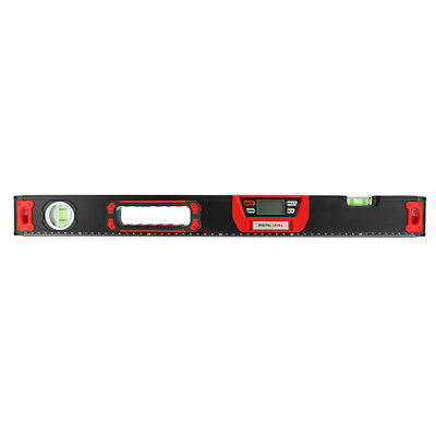 600mm Digital Spirit Level Inclinometer Electronic Protractor Angle Laser Level
