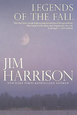 Legends of the Fall  (ExLib) by Jim Harrison