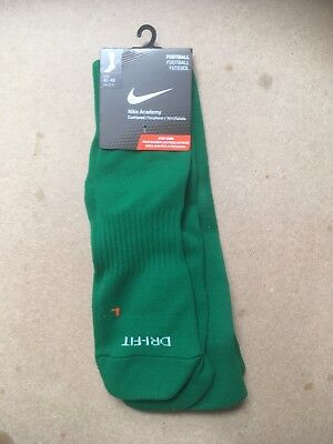 Nike Football Socks - mixed sizes - Bundle of x6 in Green (PC22D)