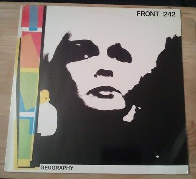 Front 242 – GeographyEBM, Electro, Synth-Pop, New Wave, Minimal,Industrial,80s