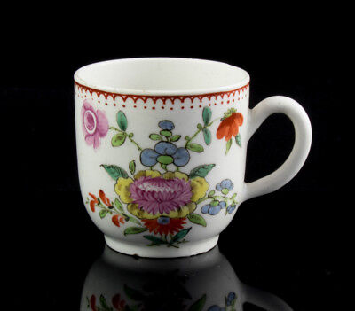 Bow Porcelain Coffee Cup c 1758-70