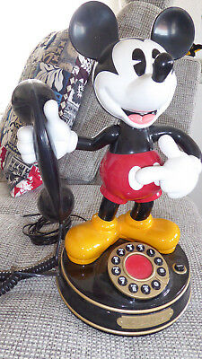 Mickey Mouse Talking Telephone / Animated Talking Telephone