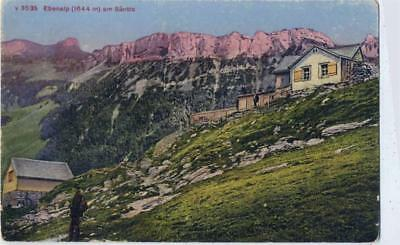 20026855 - Ebenalp am Saentis,Edition Photoglob Co. Appenzell AI um 1910-20