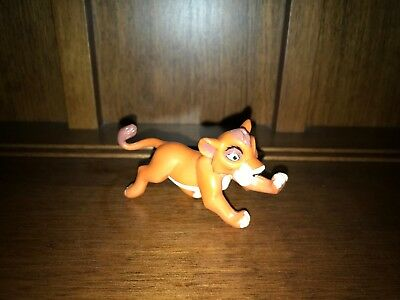 Rare Disney The Lion King KOVU Cub Simba's Pride Toy PVC Figure