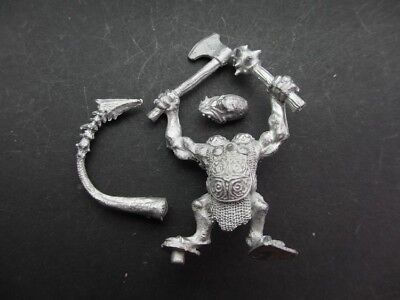 Citadel Games Workshop Warhammer Fantasy Monster Chaos Fimir metal OOP vintage