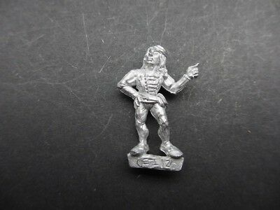 Citadel Marauder Games Workshop Warhammer Fantasy Empire Villager metal 1980s