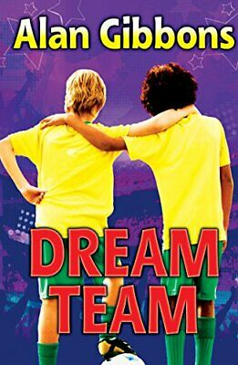 Dream Team by Gibbons, Alan Book The Cheap Fast Free Post