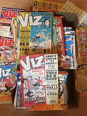 182 ISSUES x VIZ COMIC ALMOST COMPLETE RUN FROM 27 TO 220 INC. RARE JOB LOT