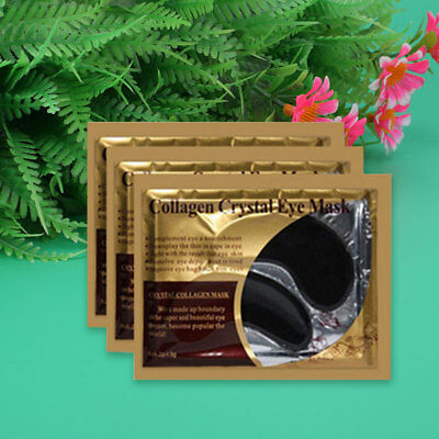 Collagen Eye-Pad Mask Anti Pouch Remove-Dark Circle Anti-Wrinkle Ageing FC7A