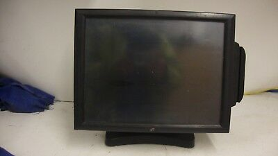 "J2 POS TERMINAL 15"" Touch Screen Windows Embeded NO POWER SUPPLY JX40 USM26"