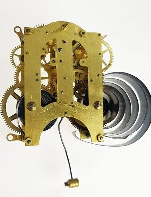 Ansonia mantel/bracket clock movement Working Order