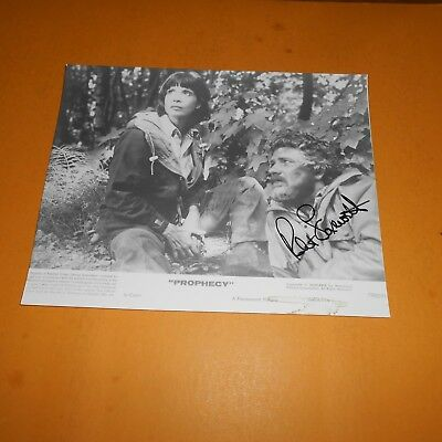 Robert Foxworth is an American film, stage, & TV actor Hand Signed Photo