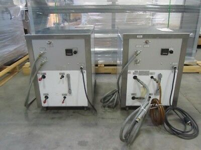 Filtrine Chiller PCP-25-2A-CTC Water Air Cooled Recirculating Heat Exchanger