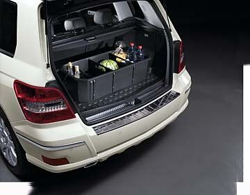 Mercedes Benz  Cargo Area Tray Protective liner for trunk  GLK X204