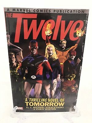 The Twelve The Complete Series Col #1-12 Marvel TPB Trade Paperback Brand New