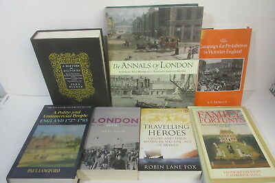 History themed book collection x 17 titles, job lot