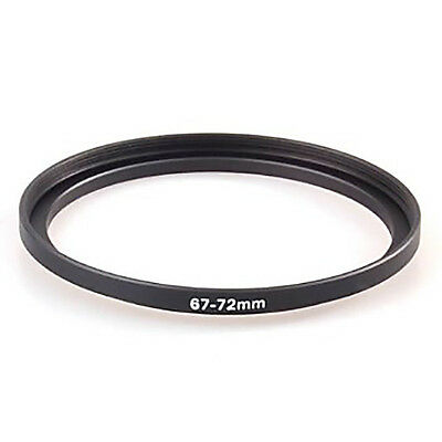 anillo adaptador filtro 67mm a 72mm Step Up