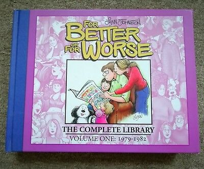 For Better or for Worse The complete Library Volume 1 by Lynn Johnston