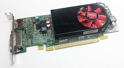 Dell AMD ATI Radeon R7 250 2GB DVI DisplayPort Low Profile FDT1K 7121A00400G