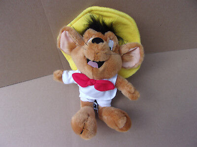 "Speedy Gonzales Looney Tunes Warner Bros. 10"" Plush Toy"