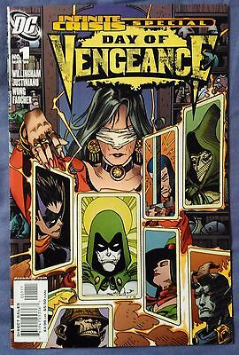 DAY OF VENGEANCE: INFINITE CRISIS SPECIAL #1 by Willingham & Justiano - DC