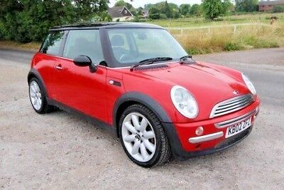 Mini 1.6 Cooper, 2 Owners,genuine 35000 miles,12 Months MOT, Excellent Condition
