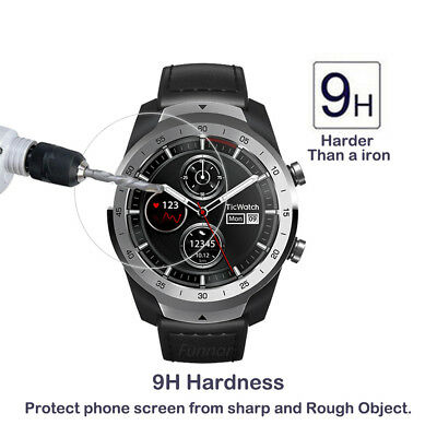9H Smart Watch Screen Protector Cover Protective  Guard Film  For Ticwatch Pro