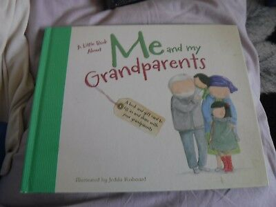 grandparents book( check all pictures)