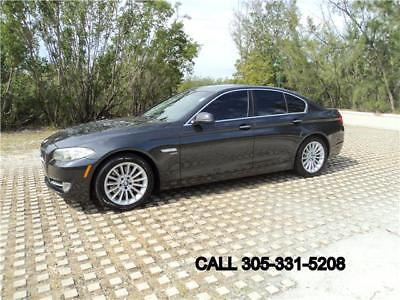 5-Series 535i AWD Navi Carfax certified Excellent condition 2011 BMW 5 Series 535i AWD Navi Carfax certified Excellent condition