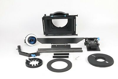 Redrock Micro MatteBox Deluxe Bundle Kit With Follow Focus Unit